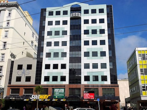 backpackers in Wellington Central